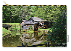 Marby Mill 2 Carry-all Pouch by Paul Ward