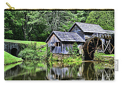 Marby Mill 3 Carry-all Pouch by Paul Ward