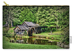 Marby Mill Landscape Carry-all Pouch by Paul Ward