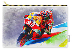 Marc Marquez Get Up Close Carry-all Pouch
