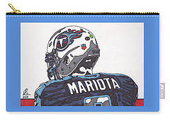 Marcus Mariota Titans 2 Carry-all Pouch