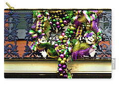Mardi Gras Decor 1 Carry-all Pouch
