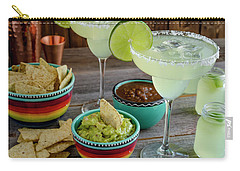 Carry-all Pouch featuring the photograph Margarita Party by Teri Virbickis