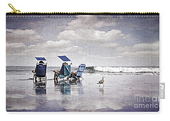 Margate Beach Relaxation Carry-all Pouch