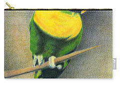 Marigold Lorikeet Carry-all Pouch