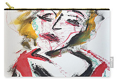 Marilyn Abstract Carry-all Pouch