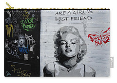 Marilyn Bagels In London   Carry-all Pouch