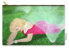Marilyn Misted Carry-all Pouch