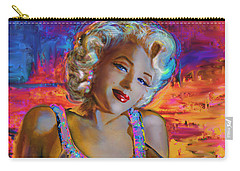 Marilyn Monroe 126 G Carry-all Pouch