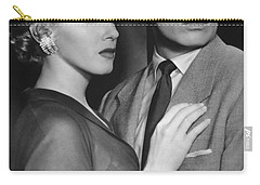 Carry-all Pouch featuring the photograph Marilyn Monroe In Don't Bother To Knock by R Muirhead Art