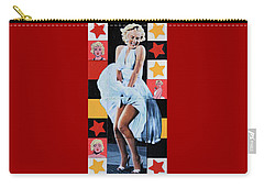 Marilyn Monroe The Star Carry-all Pouch