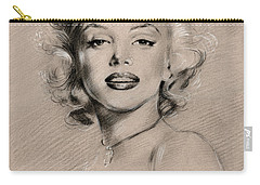 Actor Drawings Carry-All Pouches