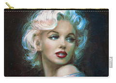 Marilyn Romantic Ww 6 A Carry-all Pouch