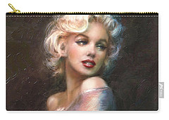 Marilyn Ww Classics Carry-all Pouch