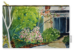 Marin Art And Garden Center Carry-all Pouch by Tom Simmons
