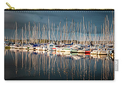 Marina Sunset 4 Carry-all Pouch