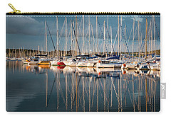 Marina Sunset 7 Carry-all Pouch