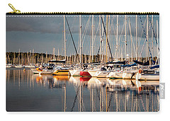 Marina Sunset 9 Carry-all Pouch