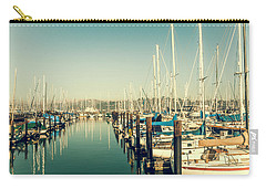 Marinaside Sausalito California Carry-all Pouch