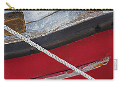 Carry-all Pouch featuring the photograph Marine Abstract by Charles Harden