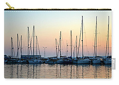 Marine Reflections Carry-all Pouch