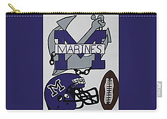 Marinette Marines. Carry-all Pouch