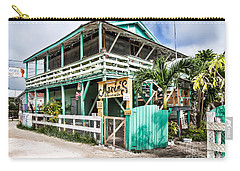 Marin's On Caye Caulker Carry-all Pouch
