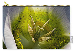 Mariposa Lily Carry-all Pouch by Alana Thrower