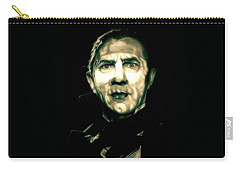 Mark Of The Vampire Carry-all Pouch