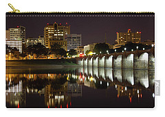 Market Street Bridge Reflections Carry-all Pouch