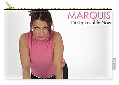 Marquis - I'm In Trouble Now Carry-all Pouch