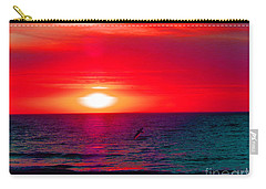 Mars Sunset Carry-all Pouch