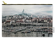 Marseilles France Harbor Carry-all Pouch