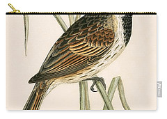 Marsh Bunting Carry-all Pouch