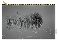 Carry-all Pouch featuring the photograph Marsh Reflection by Albert Seger