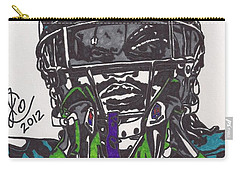 Marshawn Lynch 1 Carry-all Pouch