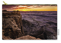 Martian Landscape On Earth - Utah Carry-all Pouch by Gary Whitton