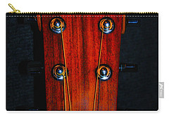 Martin And Co. Headstock Carry-all Pouch by Bill Cannon