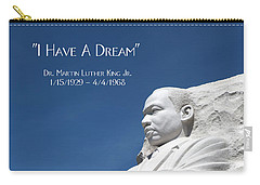 Martin Luther King Jr. Monument Carry-all Pouch