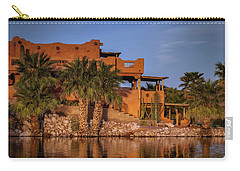 Martinez Lake Carry-all Pouch by Martina Thompson