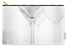 Martini Glassware2 Carry-all Pouch