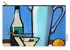 Martini Night Carry-all Pouch by Toni Grote