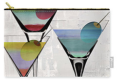 Martini Prism Carry-all Pouch by Mindy Sommers