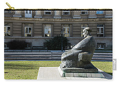 Marulic Square Zagreb  Carry-all Pouch