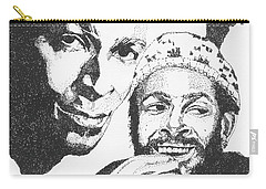 Marvin Gaye Tribute Carry-all Pouch