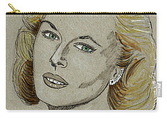Mary Costa Carry-all Pouch