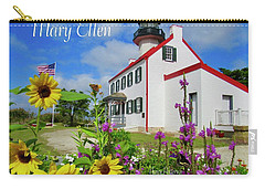 Mary Ellen Carry-all Pouch