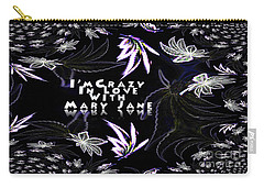 Mary Jane The Wallpaper Carry-all Pouch