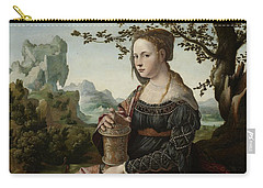 Mary Magdalene, 1530 Carry-all Pouch