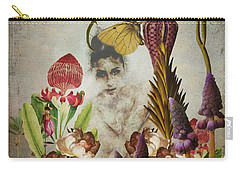 Mary Mary Quite Contrary Carry-all Pouch